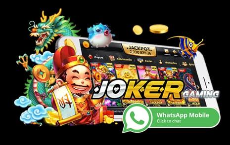 whatsapp joker123