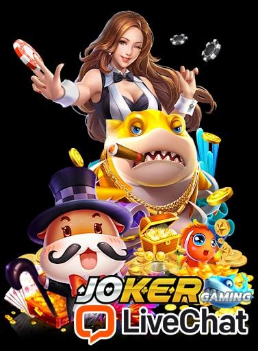 livechat joker123