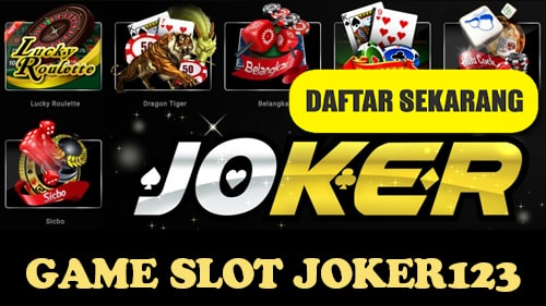 joker123 daftar